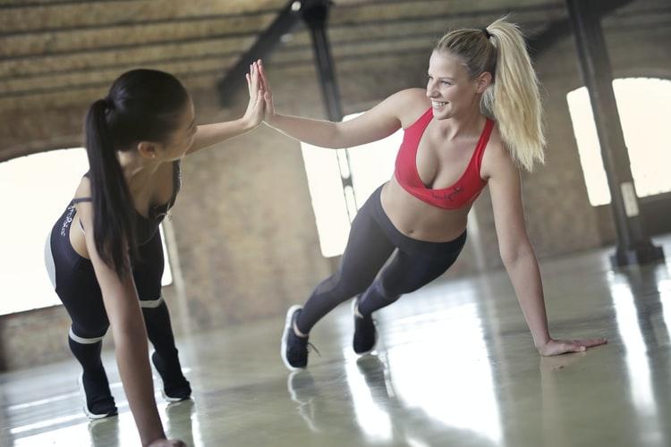 páros személyi edzés